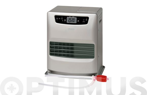 Estufa parafina electronica lc-32 800/3200w 120 m3