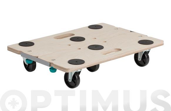 Carro plataforma divisible ft300