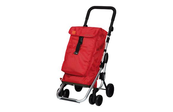 Carro compra 4r.gir.go up rojo