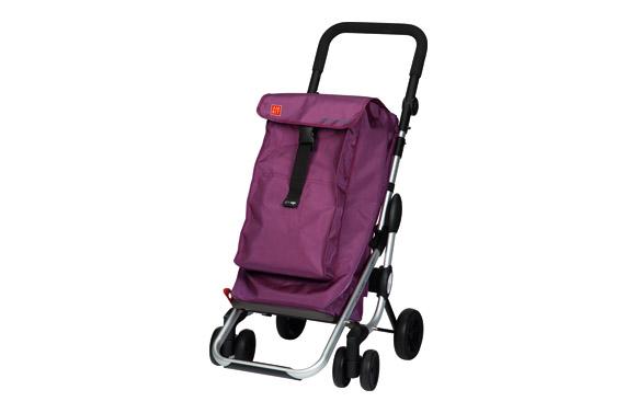 Carro compra 4r.gir.go up lila