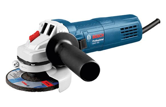 Amoladora con cable ø 115 gws700 700 w