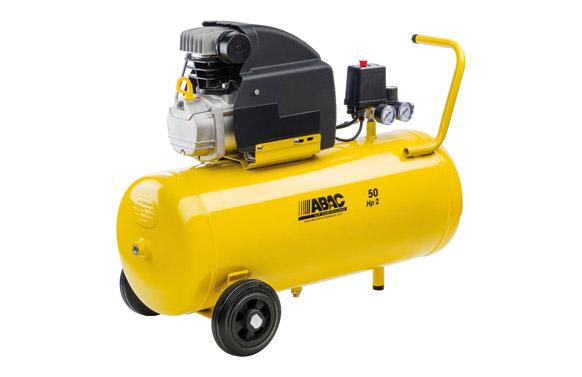Compresor coaxial con aceite 2 cv 50 l montecarlo b20 baseline