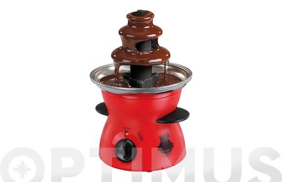 Fondue electrica chocolate 0,3l 30 w