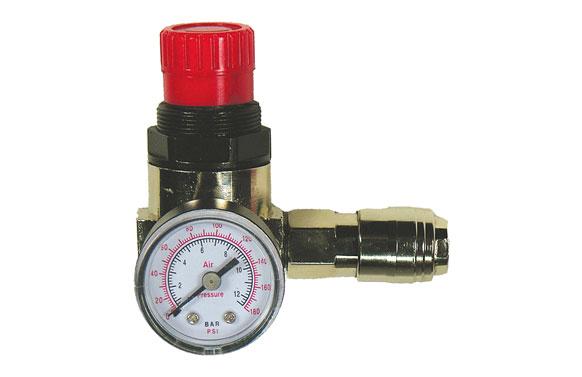 Regulador de presion mini recambio compresor 1/4 h