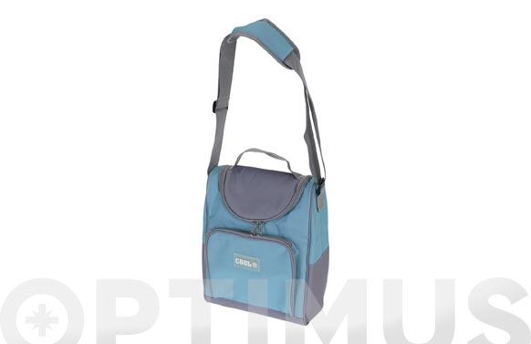 Nevera flexible bolso 10 l 31 x 24 x 14 cm 2 colores surtidos