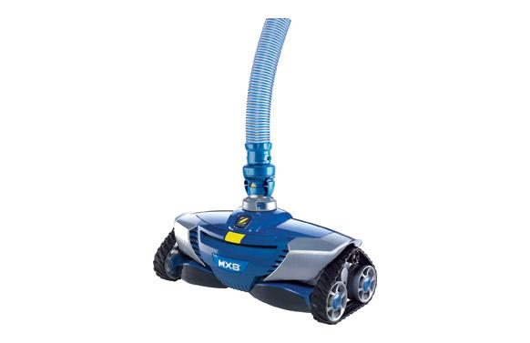 Limpiafondos hidraulico  mx8