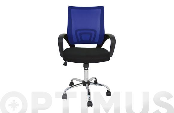 Silla oficina colors azul