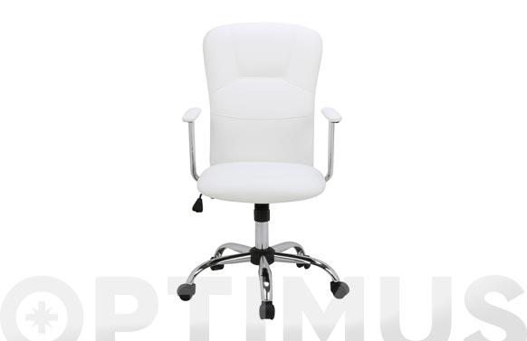 Silla oficina elegance blanco