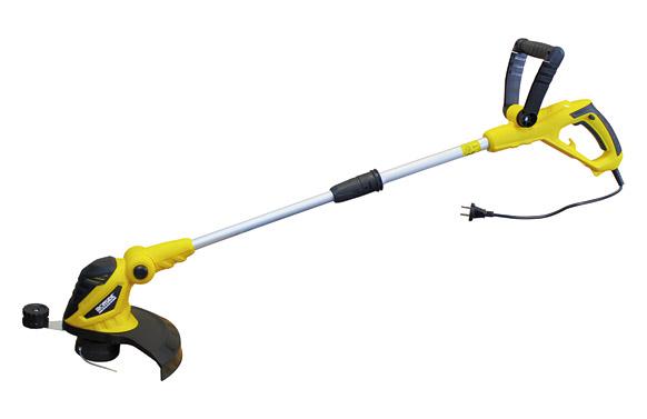 Cortabordes electrico 550 w, ø de corte 30 cm hilo de 1,6 mm.
