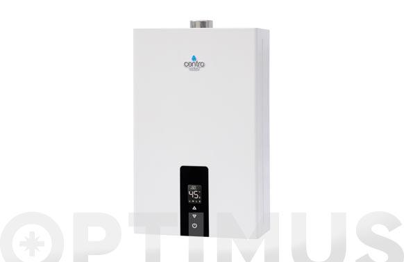 Calentador estanco zeus gas butano 12 litros