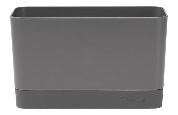Organizador fregadero gris oscuro