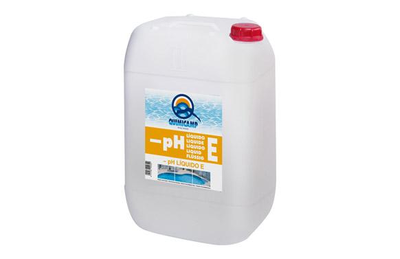 Reductor de ph-liquido 25 l