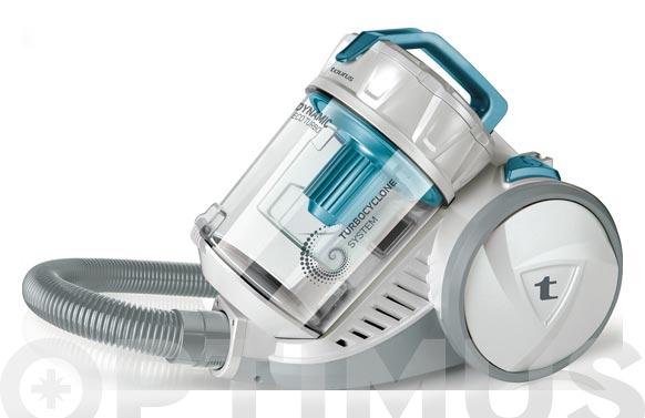 Aspirador sin bolsa dynamic eco turbo