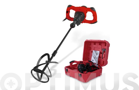 Mezclador electrico rubimix 16 ergomax 1600 w + varilla