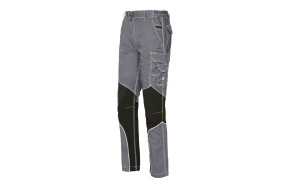 Pantalon stretch extreme gris t. m