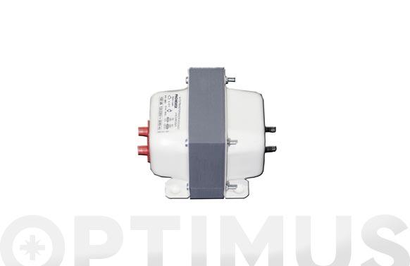 Autotransformador reversible 500 va (350w) 125-220v