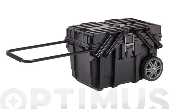 Caja arcon portaherramientas job box 57 l 41 x 64.6 x 37.3 cm