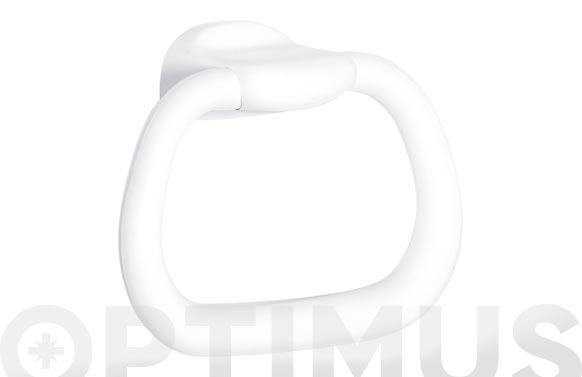 Toallero aro blanco olympia