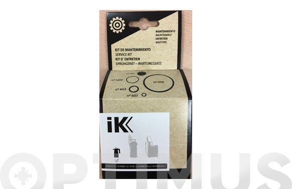 Kit reparacion para pulverizador industrial de 1,5