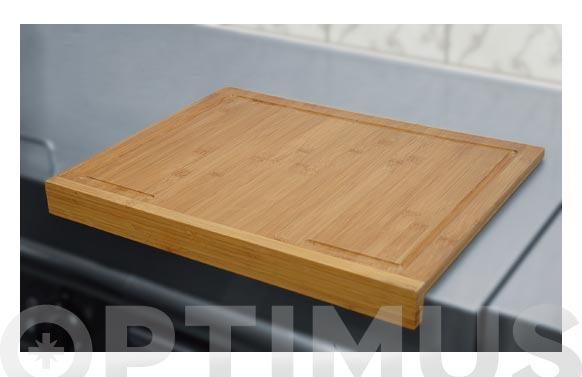 Tabla cortar bamboo para marmol 45 x 35 x 1,3 (4,5)