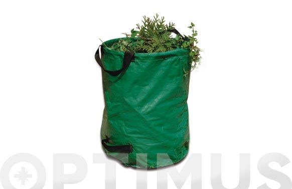 Saco bolsa jardin para residuos 60 lt