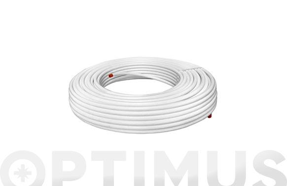 Tubo multicapa pert-al-pert 15 mt ø 25 x 2,5 mm