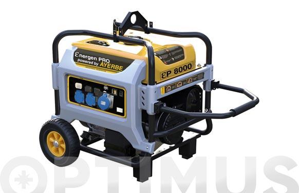 Generador ener-gen pro 6600 kiotsu 11hp 5500w