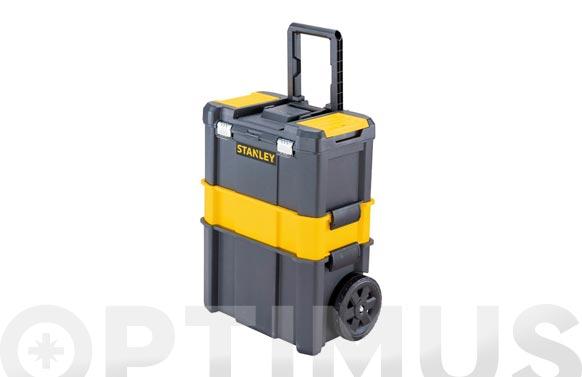 Taller movil plastico essential 3 en 1 623 x 475 x 285 mm