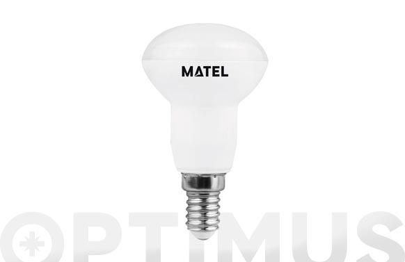 Lampara led reflectora 50 mm e14 6 w luz fria
