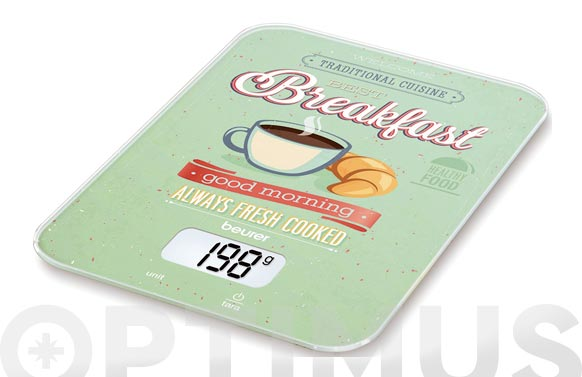 Balanza cocina digital breakfast