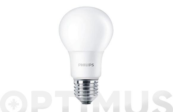 Lampara led standar e27 7,5w neutra