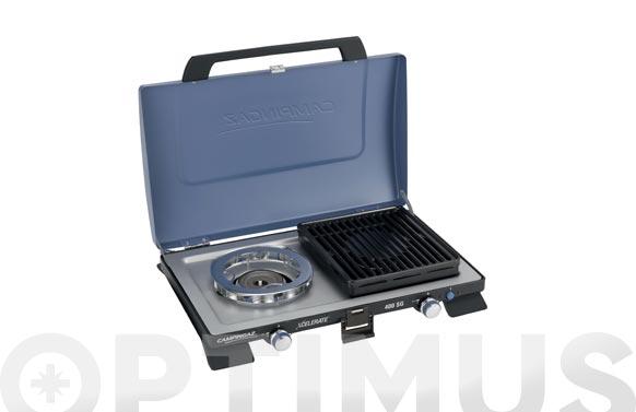 Cocina serie 400 xcelerate con gril