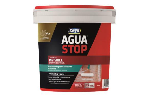 Impermeabilizante agua stop invisible 1l
