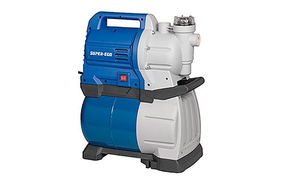 Grupo de presión doméstico 900w 3600 l/h 40 mt deposito