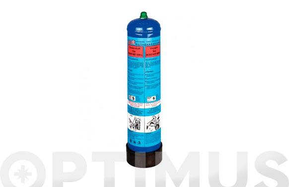 Oxigeno para autogena allgas mobile pro 1 l 120 bar