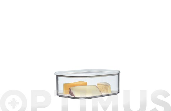 Quesera modula blanco 2000 ml