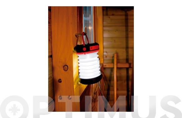 Luz solar plegable travel light ø 8,4 x 11.5 cm