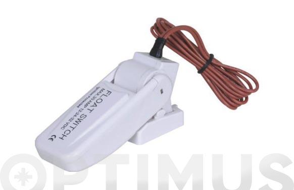 Interruptor flotador para bombas 12 v