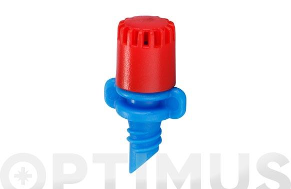 Difusor mini regulable 360. 1,6-2,4 m 10 unidades