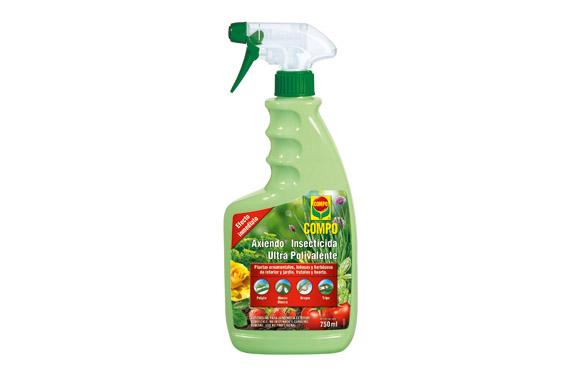 Insecticida axiendo ultra polivalente 750 ml