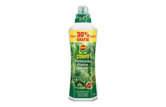 Fertilizante planta verde  1300 ml