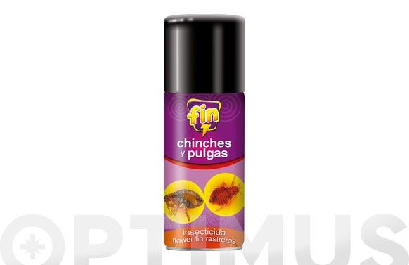 Insecticida fin chinches y pulgas spray 150 ml