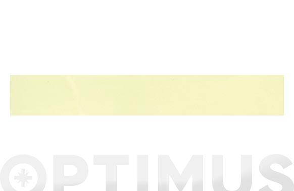 Cinta adhesiva señalizacion luminiscente 10 m x 25 mm