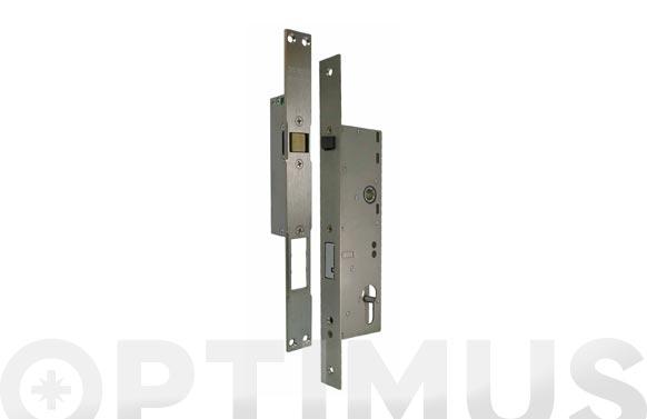 Cerradura electrica duo entrada 25 mm bocallave 85 mm