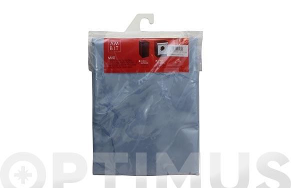 Funda lavadora carga frontal uni azul 42 x 58 x 82 cm