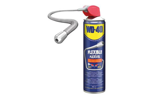 Aceite lubricante multiusos flexible spray 400 ml