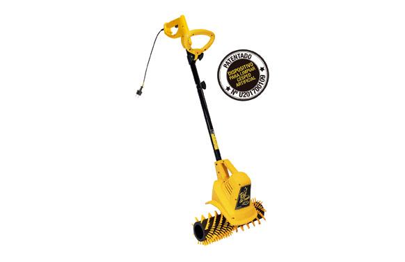 Limpiadora cesped artificial roll+comb 141 e-v19