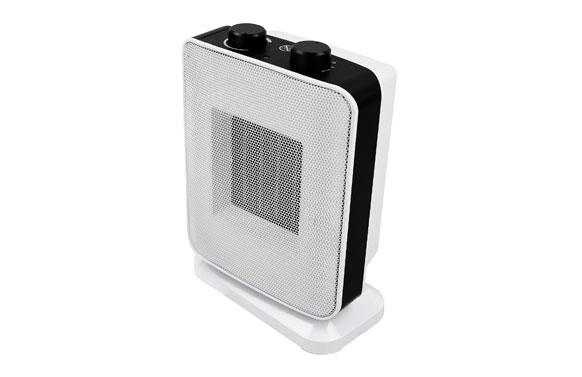 Calefactor ceramico oscilante blanco 900/1800 w
