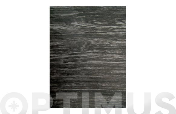 Lamina adhesiva decorativa mini rollo wengue negro 45 cm x 2 m