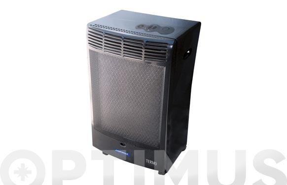 Estufa gas catalitica termostato antracita 3.05 kw cr5000